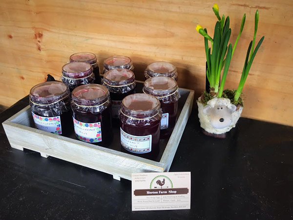 jams chutneys and honey